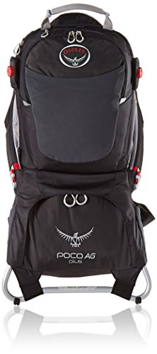 Great Features Of Osprey Packs Poco AG Plus Child Carrier, Black
