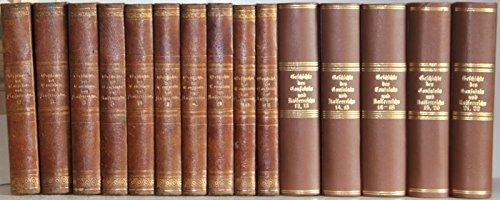 Geschichte des Consulats und Kaiserreichs. 4 Bände