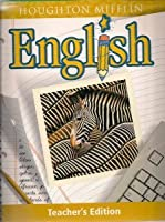Houghton Mifflin English: Level 5 0618055185 Book Cover
