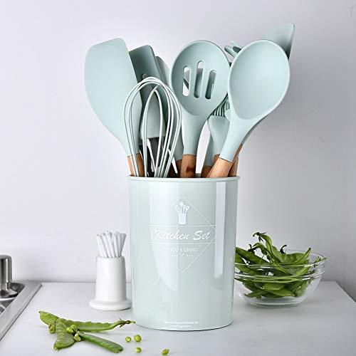 Mrinb Silikon Küche Zubehör Set, 11...