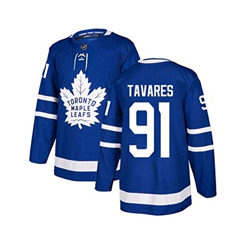 maglia hockey WANGP Maglie da Hockey su Ghiaccio da Uomo Toronto Maple Leafs 44 Rielly 88 Nylander Stitched Letters Numbers T-Shirt Manica Lunga Felpe Traspiranti