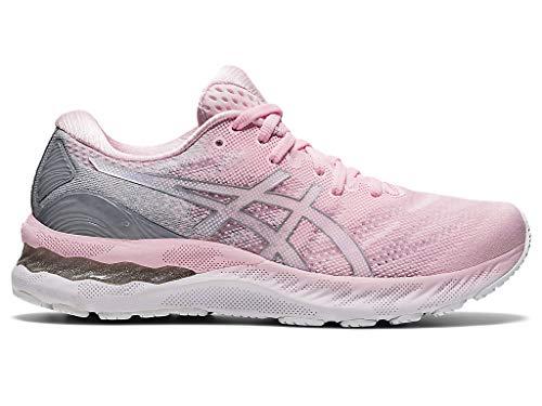 ASICS Women's Gel-Nimbus 23 Running Shoes, 5, Pink...