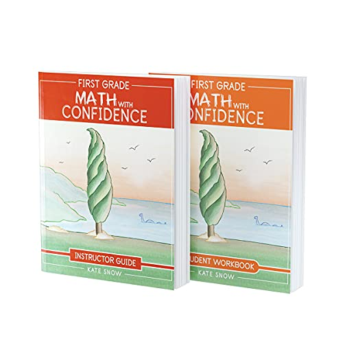 Compare Textbook Prices for First Grade Math with Confidence Bundle: Instructor Guide & Student Workbook  ISBN 9781945841460 by Snow, Kate,Katz, Itamar,Klink, Shane