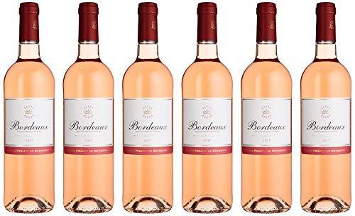 Baron Philippe de Rothschild Bordeaux AOC Rosé Merlot trocken (6 x 0.75 l)