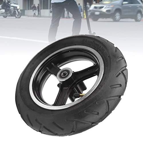 Fudax Neumático de Repuesto inflado para Scooter eléctrico, neumático de Goma para Scooter eléctrico para Scooter eléctrico para Scooters eléctricos para Adultos