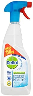 Dettol Antibac Surface Cleanser Spray 750ml Case of 6