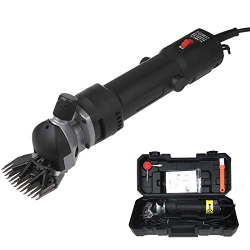 Vinteky 690W - Tosatrice per ovaie, Macchina per tosare elettrica per Pecora