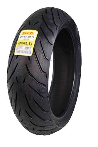 Pirelli Angel ST Rear Street Sport Touring Motorcycle Tires (1x Rear 180/55ZR17)