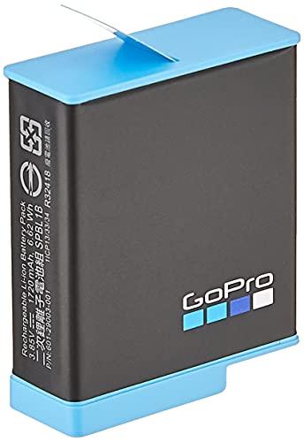 GoPro ADBAT-001 - Batteria per fotocamera HERO9 Black, Ricaricabile