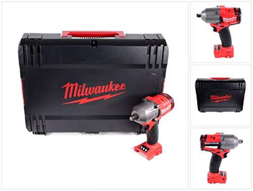"""Milwaukee Schlagschrauber 4933459189 M18FMTIWF12-0X 1/2"""" 18,0 Volt-Solo ohne Akku, Rot/Schwarz"""