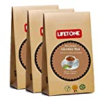 60 bolsitas de té de raíz de regaliz | Té digestivo 100% natural | Té para aliviar el estrés | Paquete de 3