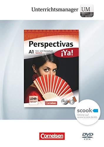 Perspectivas ¡Ya! - Spanisch für Erwachsene - Aktuelle Ausgabe - A1: Unterrichtsmanager - Vollversion auf DVD-ROM
