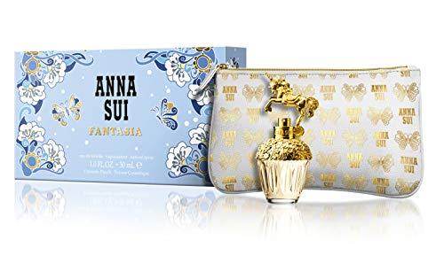 Anna Sui Fantasia Vaporizzatore di Eau de Toilette 30ml Confezione Regalo