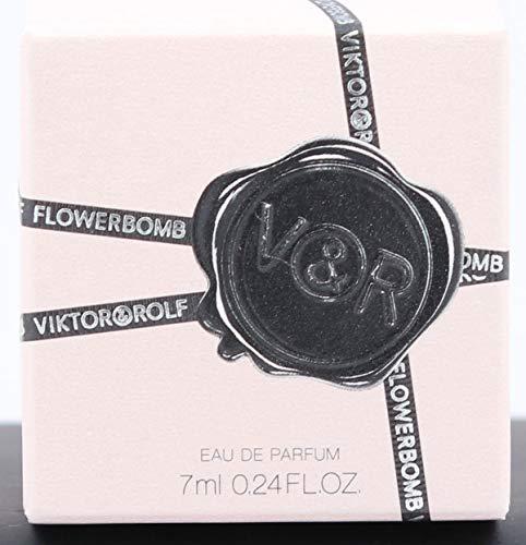 Viktor & Rolf Flowerbomb Eau de Parfum for Women, 0.24 Fluid Ounce