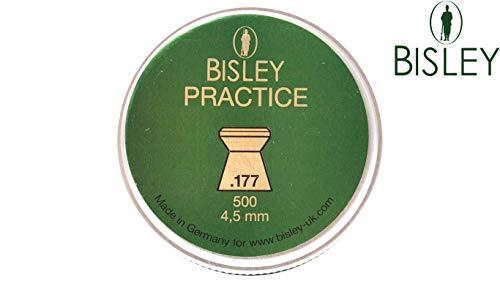 Bisley práctica ESCOPETAS PELLETS .22