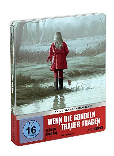 Wenn die Gondeln Trauer tragen / Limited Steelbook Edition (4K Ultra HD) (+2 Blu-ray 2D)