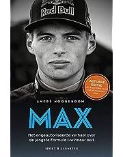 Max: het ongeautoriseerde verhaal over de jongste Formule 1-winnaar ooit