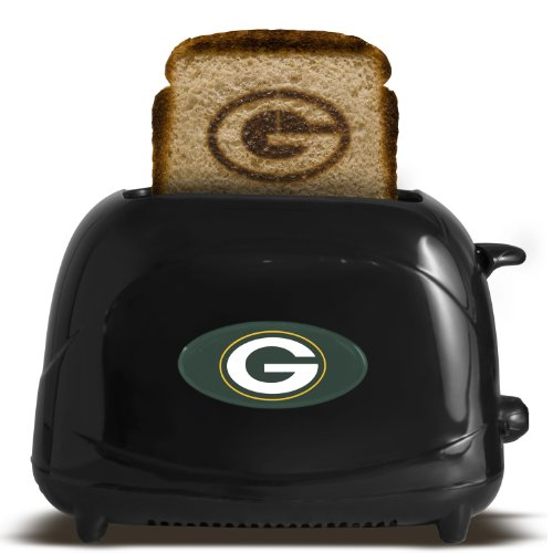 NFL Green Bay Packers Pro Toaster Elite