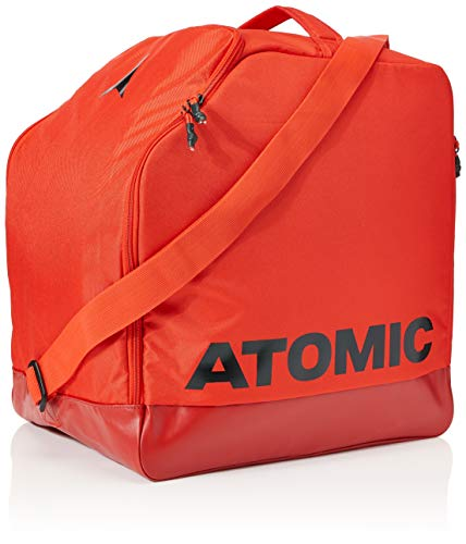 Atomic Boot & Helmet Bag RD Skischuh-und Helm-Tasche, Rot/Hellrot, 38 x 41 x 28 cm