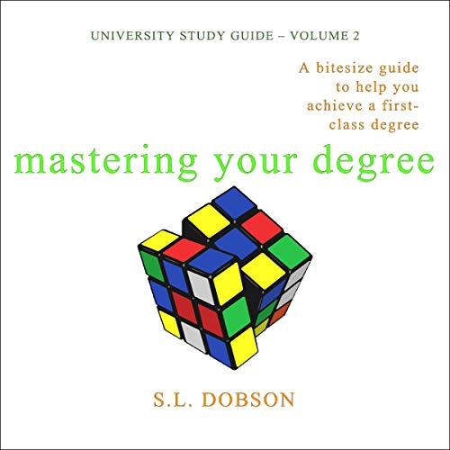 Mastering Your Degree audiobook cover art