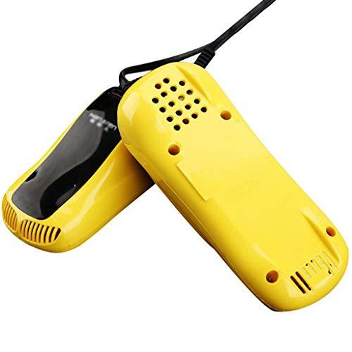 M-YN Secador de Zapatos Eléctrico Secador de Botas Secador de Zapatillas con soplador de Calor Sin Ruido sin Ruido, Secador de Guantes Temperatura Constante Savan Espacios de Secado rápido