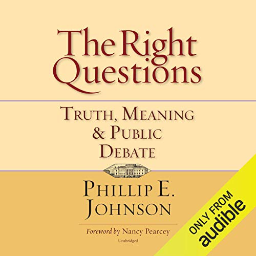 The Right Questions cover art