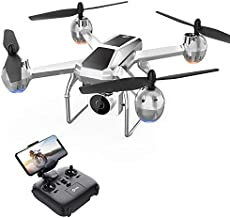 1080P HD Drone with FPV Camera for Adults and Kids, Easy Quadcopter HS140 for Beginners with Altitude Hold, APP Control, 17Mins Flight Time, Trajectory Flight, Voice Control, Gesture Control, 3D Flip