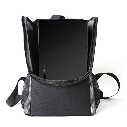 Hualieli Console Carrying Bag Waterproof Travel Storage Backpack for Xbox Series S X...