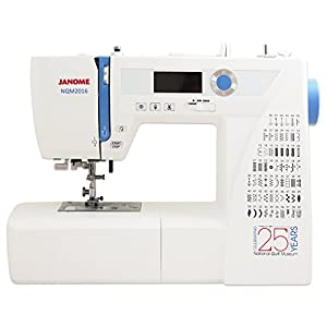 Janome NQM2016 National Quilting Museum Sewing Machine
