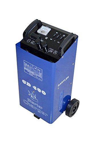 Cargador de la batería de coche 12V 24V, con ayuda de arranque