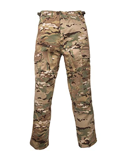 Mil-Tec - BDU Camouflage-Hose für Kinder, US-Army, Multitarn, 134-140
