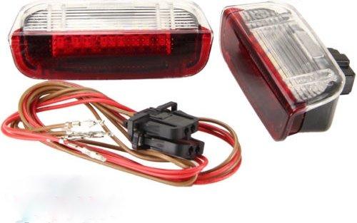 LED Türwarnleuchte Einstiegsbeleuchtung Pfützenlicht Türleuchte (7410)
