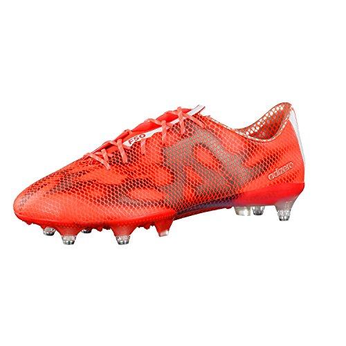 Adidas F50 Adizero SG - Scarpe da calcio da uomo, Rosso (Colore: rosso), 39 1/3 EU