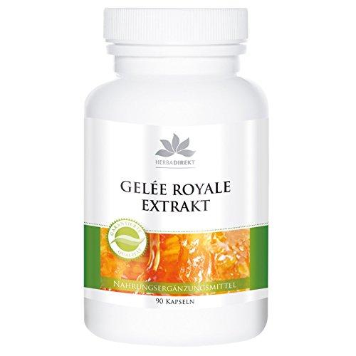 Gelée Royale Kapseln - 2000mg pro Kapsel - Royal Jelly - hochdosiert