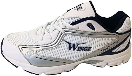 Wingz Quick Silver Running Shoes Rubber Sole Athletic Shoes for Sports Causal Use Footwear Sneakers product image