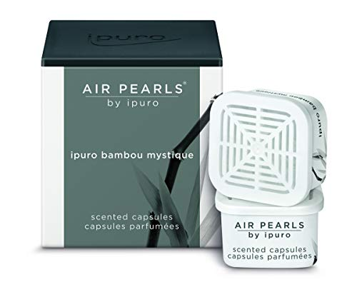ipuro air pearls bambou mystique capsule, 1 Box (2x Kapseln), 23 g