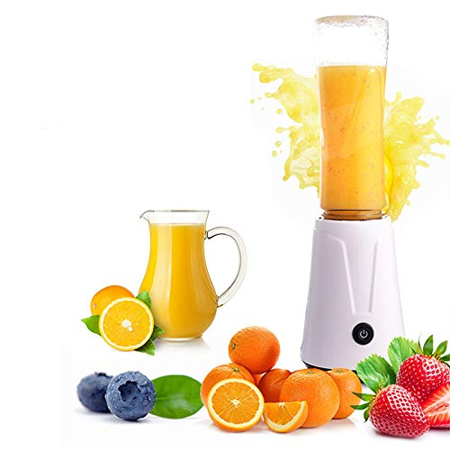 Presse-agrumes électrique portable 600ML Bébé de fruit de Blender Mélangeur de Milkshake alimentaire Broyeur à viande multifonction Machine à jus Maker DIY Drop