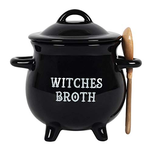 something different Witches Broth - Hexenkesse - Suppenschüssel - Soup Bowl