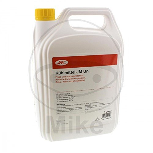 JMC Kühlmittel JM Universal mit Frostschutz gelb/grün gelb grün JMC3100184 40439