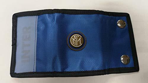 Giemme Bellissimo Portafoglio Ufficiale F.C. Inter Portafogli Idea Regalo Originale per Tifoso INTERISTA