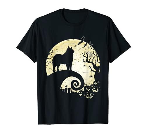 Divertido disfraz de Halloween de bruja esquimal americano Camiseta