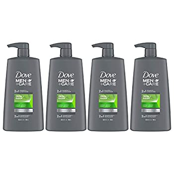 dove for men shampoo