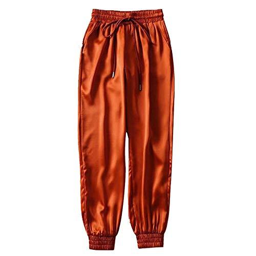 N\P Pantalones deportivos de verano para mujer