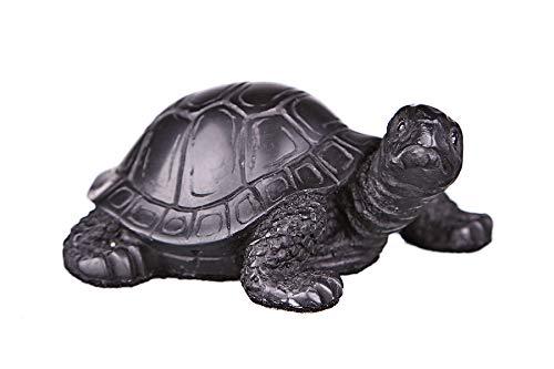"Decorativo de piedra estatua figura Escultura tortuga 3.2"""