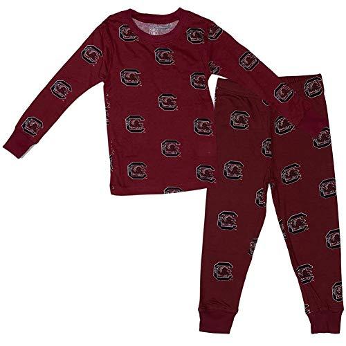 Wes and Willy Kids South Carolina Gamecocks Matching PJs Family Matching Pajamas (12)