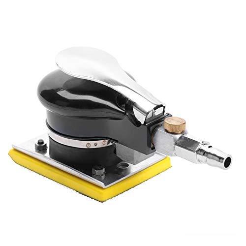 Pulidor de aire, 10000rpm buen efecto de pulido fácil de usar baja vibración amoladora neumática con válvula de regulación de velocidad para moler para el reemplazo de la tienda