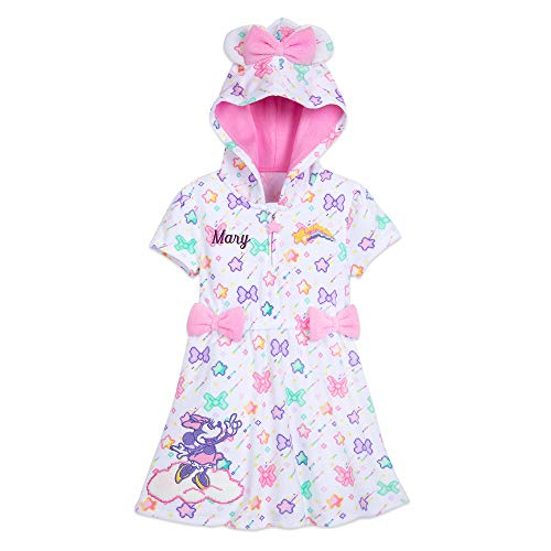 Disney Minnie Mouse Pink Bow Cover-Up for Girls – Size 3