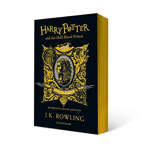 Harry Potter And The Half-Blood Prince - Hufflepuf: J.K. Rowling - Hufflepuff Edition (Yellow): 6
