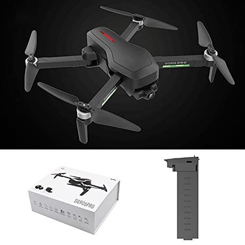 Ziao Sg906 Pro RC Drone 5 g WiFi Drone con fotocamera 4 K HD brushless Posizione ottica del flusso d'aria pieghevole RC Quadcopter