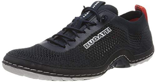bugatti Herren 321924016900 Sneaker, Blau, 45 EU